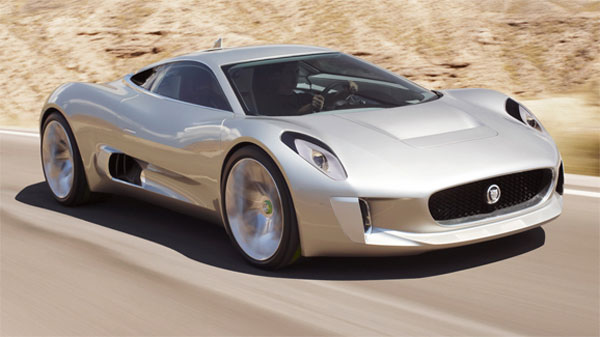 High Quality This Car Turned Up As A Concept About A Year Ago With Electric Motors In  Each Wheel And Jet Engines. The Car Has Shed Those Jet Engines And Gained A  ...