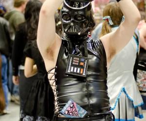 Darth Vader: Sexy Sith Lord