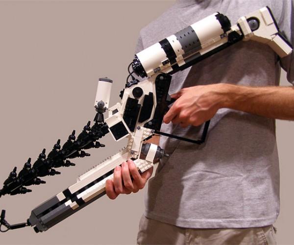 District 9 ARC Gun: The LEGO Version