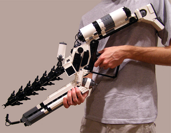 district 9 arc gun lego
