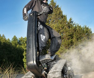 DTV Shredder ATV: Jet-Ski for Land