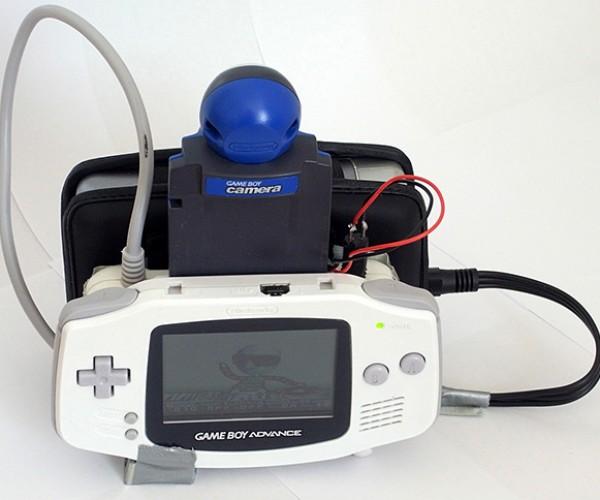 Game & Watch Boy: Game Boy Camcorder Mod