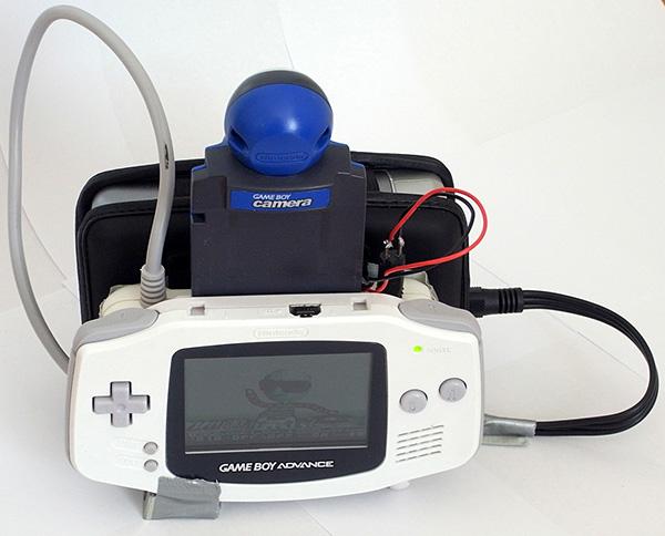 game boy camcorder mod by kraettz