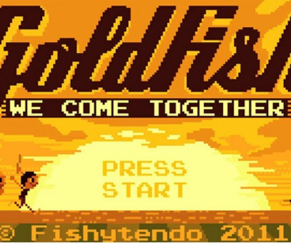 Goldfish Music Video Loves Retro Games