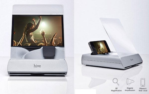 hive iphone dock
