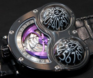 MB&F HM3 Frog Zr Watch is Endangered and Expensive Too
