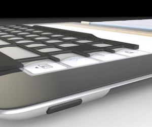 iKeyboard Concept Makes Touch Typing on iPad Possible