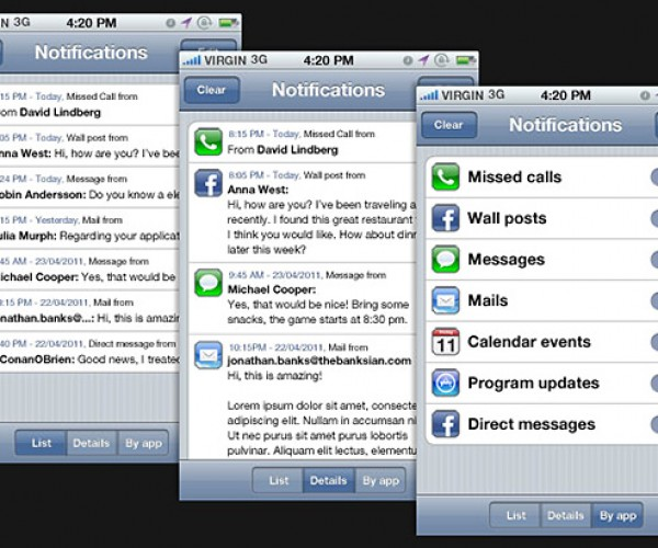 iOS 5 Notifications App Concept: Apple, Just Do Something About This Already