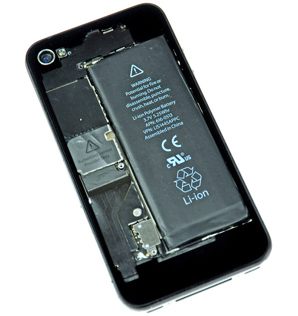 iphone 4 transparent rear panel from ifixit