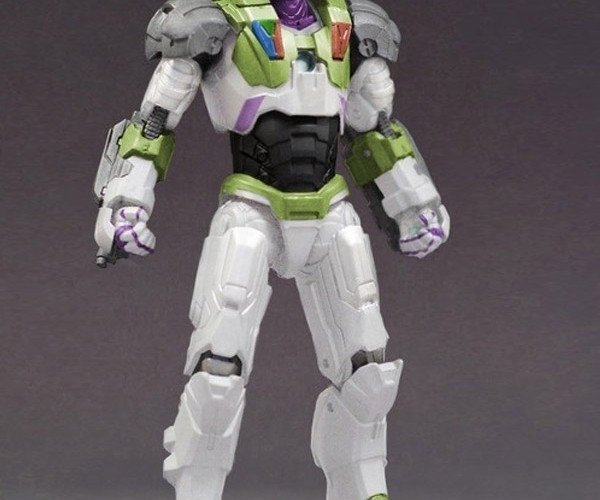 Buzz Lightyear War Machine: to Marvel, and Beyond!