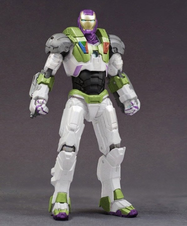 iron man buzz lightyear