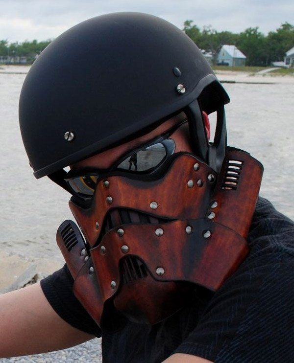 leather stormtrooper mask 1