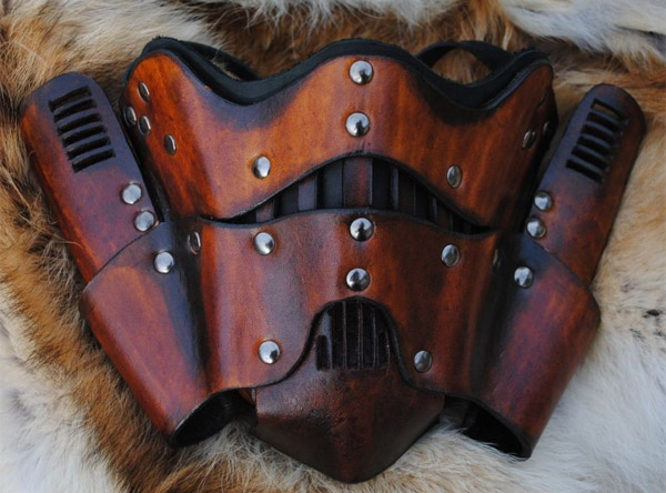 leather stormtrooper mask 2