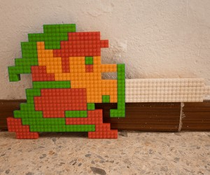 LEGO Video Game Art by Meufer: Pixel Perfect