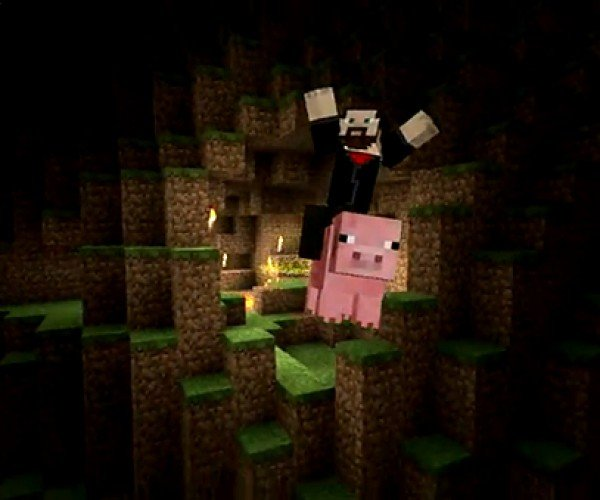 Minecraft Universe: Dig This Music Video