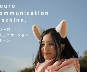 Necomimi: Mind-Controlled Cat Ears – Uh, Yeah.