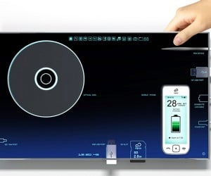 Nesting PC Virtual Tablet Concept: What You See is What You Get