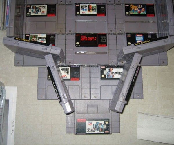 SNES Cartridge Urinal is Perfect for Piss Poor Games