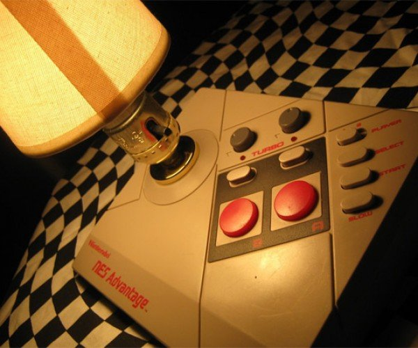NES Advantage Lamp: My Joystick Doesn't Work!