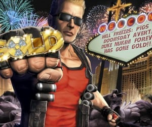 Duke Nukem Forever Goes Gold, Hell Freezes Over