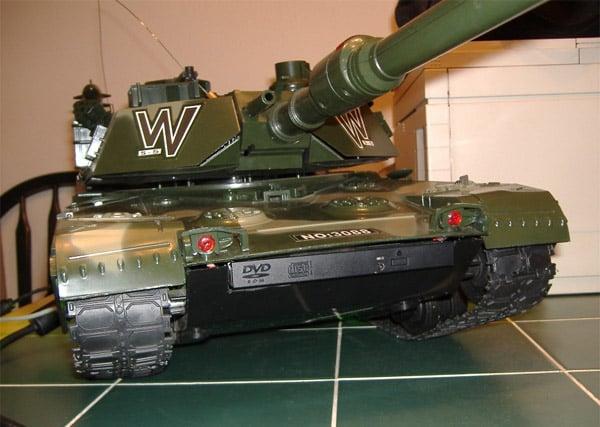 panzer tank casemod by skip station 4