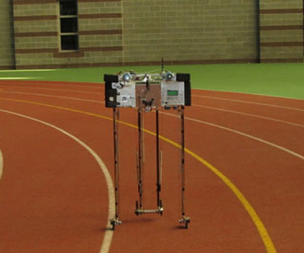 Cornell Ranger Robot Walks 40.5-miles on a Charge