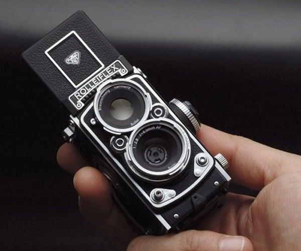 Rolleiflex Digital Camera Gets 5MP Upgrade
