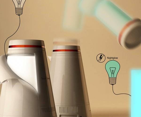 Secret Lamp
