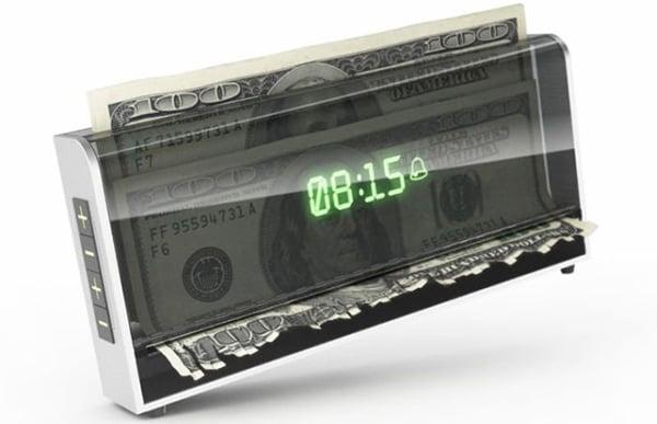 shredder alarm clock