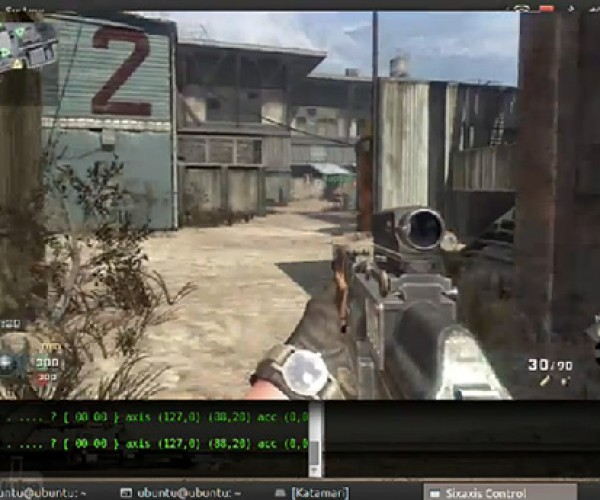 Sixaxis Emulator Tricks PS3, Lets You Use Mouse and Keyboard as Controller