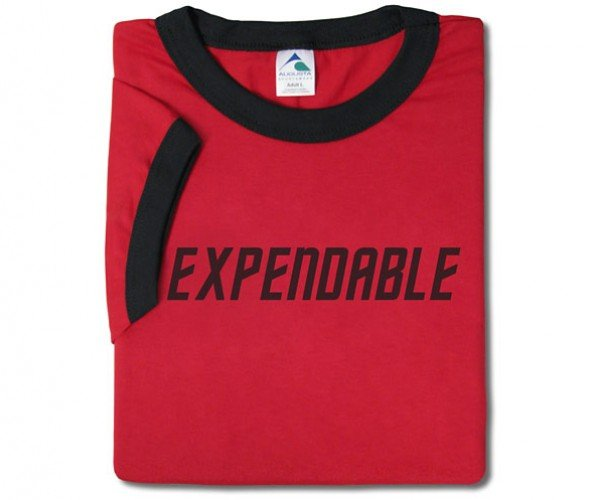Star Trek Redshirt: Don't Buy This for Yourself