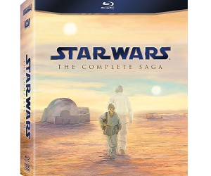 Star Wars Complete Saga: 9 Discs, 40 Hours of Bonus Content, A Million Disappointed Fans?