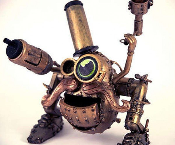 steampunk mr potato head by sarah calvillo 2
