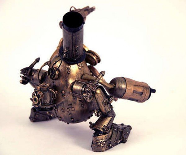 steampunk mr potato head by sarah calvillo 3