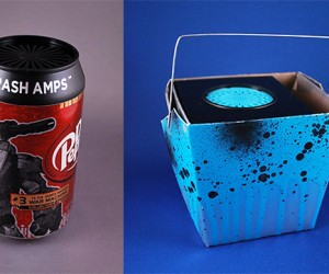 Trash Amps: for the Treehugging Music Lover