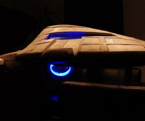 USS Eurisko: The Ultimate Star Trek Casemod