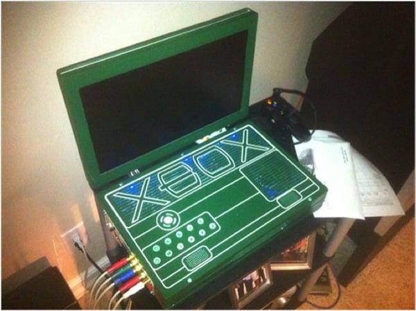 xbox 360 slim laptop by eds junk