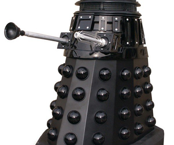 Life-Sized Dalek Replica: Exterminate!