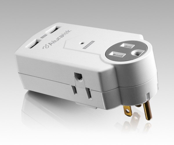 Aluratek AUCS05F is One Serious Wall Charger