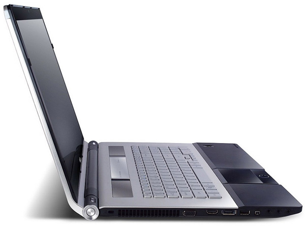 acer aspire ethos laptop removable touchpad