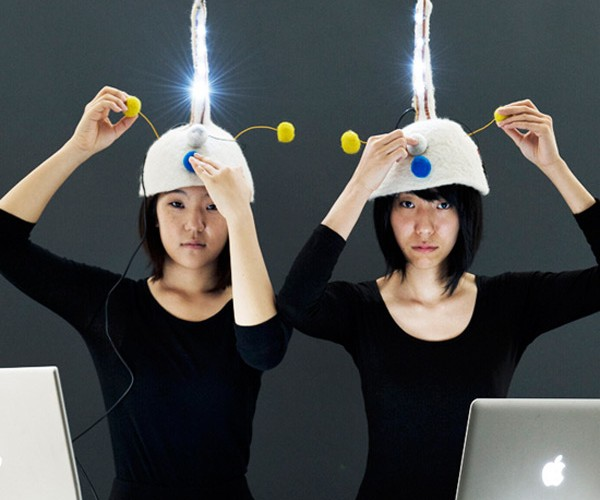MIDI Hats Make Music While Looking Ridiculous