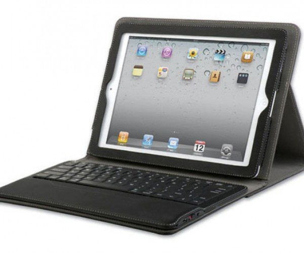 Qmadix Porfolio iPad 2 Case Offers Removeable Keyboard
