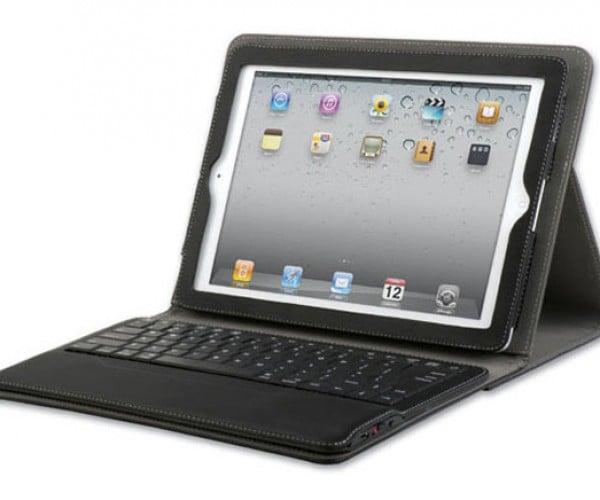 Qmadix Porfolio iPad 2 Case Offers Removeable Keyboard