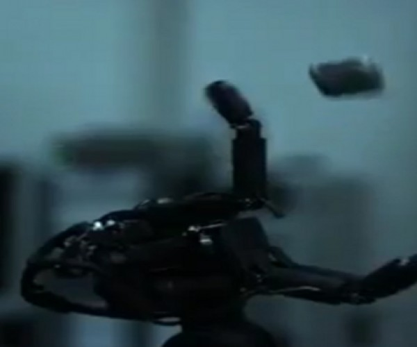 Three-Fingered Robotic Hand is Faster Than Your Five Fingers