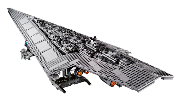 lego super star destroyer darth vader return of the jedi executor