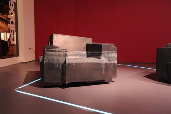tron armchair cappellini movie reality italian made science fiction