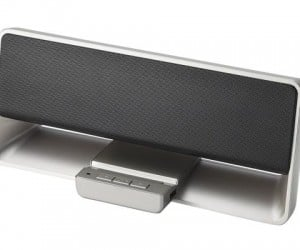 Logitec Japan Universal Bluetooth Speakers: That's Logitec without an H!