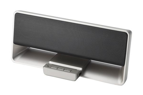 logitec universal bluetooth speakers dock japan audio