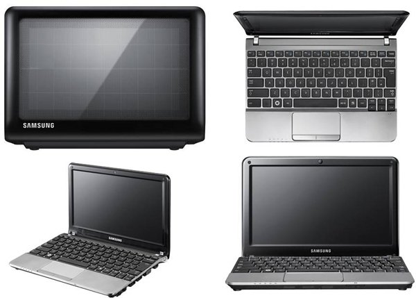 samsung laptop notebook netbook solar power green nc215s