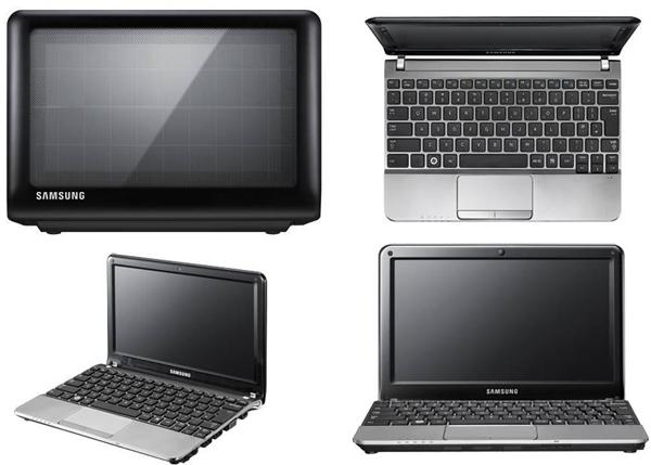 samsung laptop notebook netbook solar power green nc215s